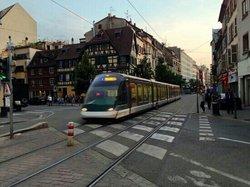Tram di Strasburgo(Alsazia-Francia) (72183737)