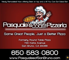 Pasquale's West Coast Pizzeria