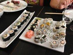 Gustus & Sushi Alentejano Restaurant