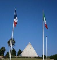 Cimetiere militaire franco-italien