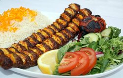 Persian Hut
