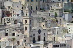 Chiesa rupestre di San Pietro Barisano