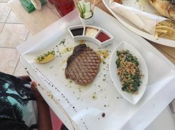 great tuna steak