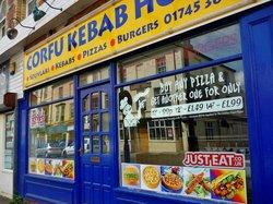 Corfu Kebab House