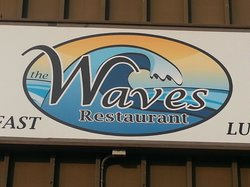 ‪The Waves Restaurant‬