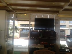 Snack bar el carrilet