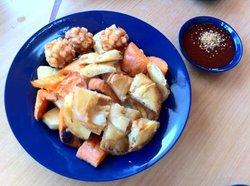 Old Rex Cucur Udang Cafe