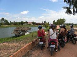 Siem Reap Motor Mystery Tour