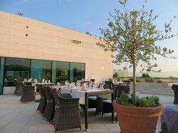 Fine dining restaurant Langusto