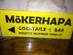 Mokerhapa - Cocktails bar