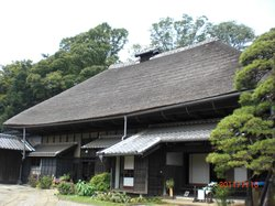 Old Yoshida Family's House History Park