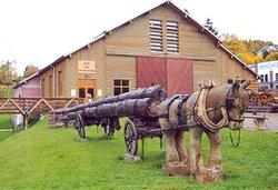 Musee Espace des Metiers du Bois et du Patrimoine