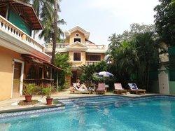 Sandray Luxury Resort, Goa