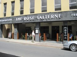 The Rose Salterne