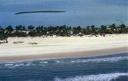 Hotel Diamarek on the beach