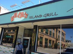 Hula's Island Grill and Tiki Room