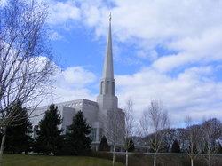 Preston England LDS Mormon Temple