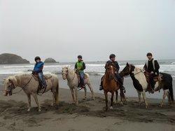 Siskiyou West Day Lodge Horseback Riding