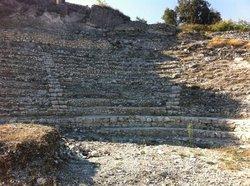 Teatro Romano di Pietravairano