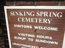 Sinking Spring Cemetery