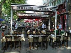 Siirt Fatih Buryan Salonu