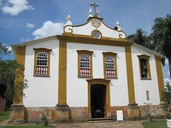 Our Lady of Merces dos Pretos Crioulos church