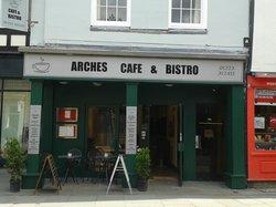 Arches Coffee Shop