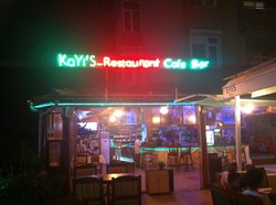 Kayi's Cafe & Restaurant & Bar