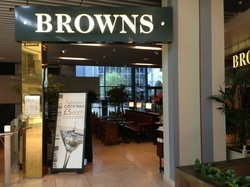 Browns Brasserie & Bar Bluewater
