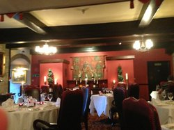 Great Hall Dining Room