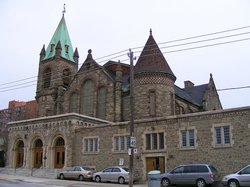 St. Luke's United Church