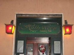 Halloween Pub