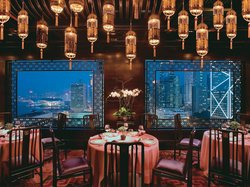 Man Wah at Mandarin Oriental, Hong Kong