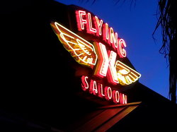 Flying X Saloon