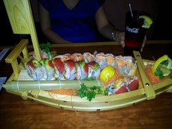 Mizu Japanese Steakhouse and Sushi Bar