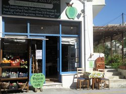 Anna's Organic Shop and Gardencafe