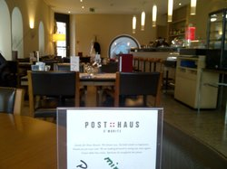 Posthaus Pizza & Cafe