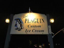 The Cooperstown Penguin Ice Cream