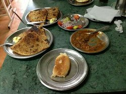 Akbarally Paratha house
