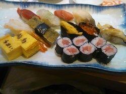 Umai Sushi Kan Ginza 2 Cho me
