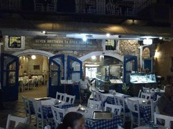 Seven Brothers Taverna