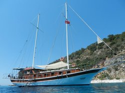 Lunar Gulet- Private Daily Cruises