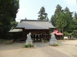 Ninomiya Akagi Shrine