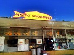 Nystekt Stromming