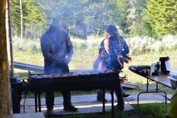 Castagno Outfitters Chuckwagon Dinner