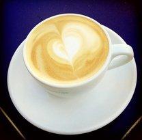 Min nye kaffebar
