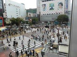 Shibuya Pedestrian Scramble