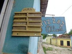 Street Food Pizza- Ricardo Bueno Palma