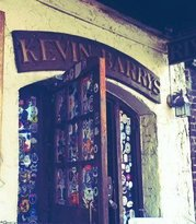 Kevin Barry's