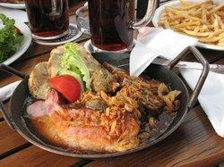 Mar Y Sol Forggensee Gastronomie